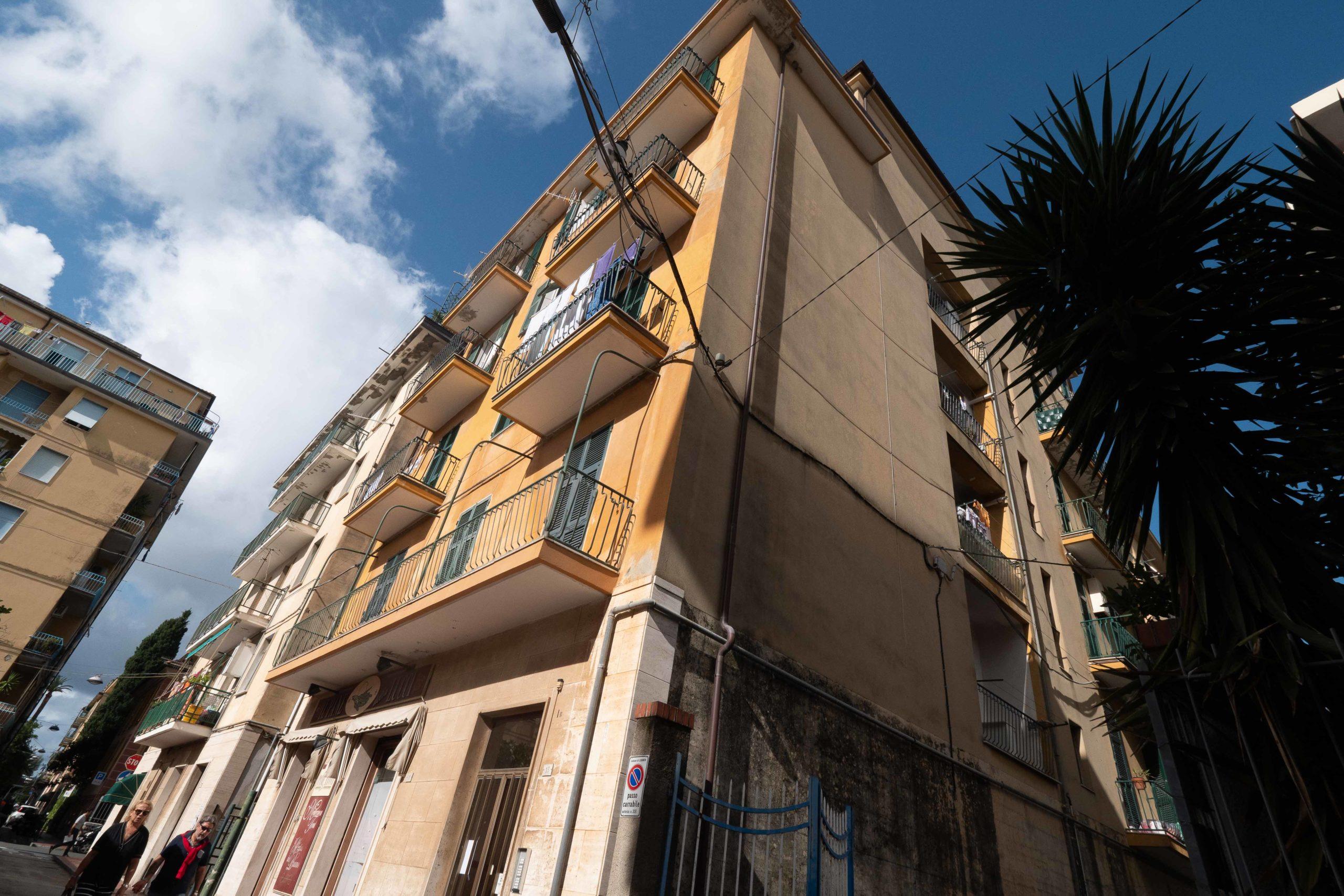 Levanto, vendiamo Centralissimo appartamento, 4 piano (senza ascensore)