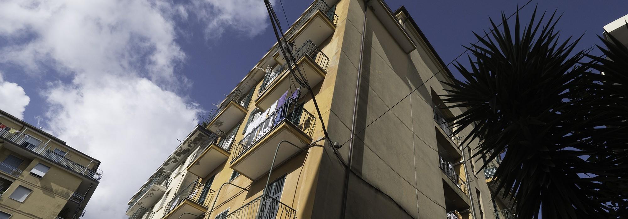 Centralissimo a Levanto, 4 piano (senza ascensore)