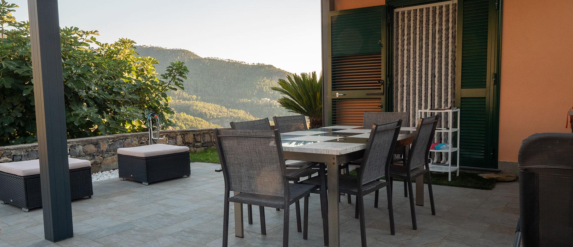 Località Castagnola di Framura Villetta di Recente Realizzazione con Giardino