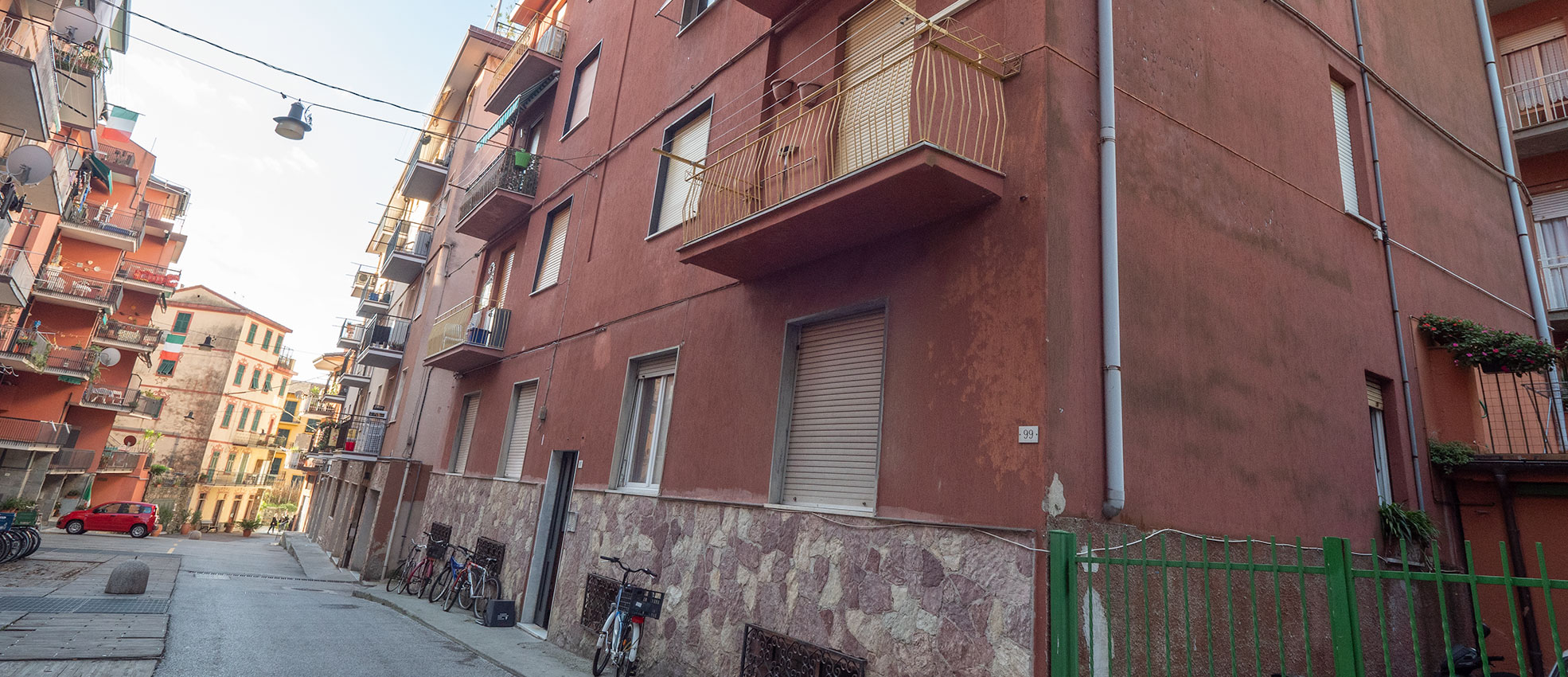 Appartamento Ristrutturato con Terrazzo mq.35